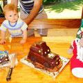 Kevins 1. Geburtstag