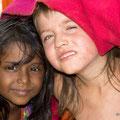 Pia und Tanja