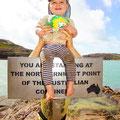 am nördlichsten Punkt Australiens