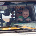 Unser neuer Fahrer
