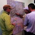in Khorog, Hilfe kommt für Gandalf, welcher auf 4300m im Schlamm steckt