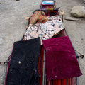 Handcraft für jurte