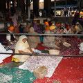 Zwiebeln schneiden für 100'000 von Pilgern