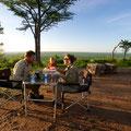 Safarifrühstück