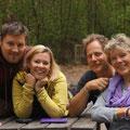 Wir geniessen 5 Tage reisen mit Marianne und Beni, die Schweizer lebten 27 Jahre in Brisbane und sind wieder auf dem nach Hauseweg in die Schweiz