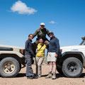 Reisegruppe Mongolei mit Dino & Fabia