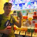 Kiwi Juice gefällig...?