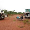 Bushcamping mit Wanda und Jürg von Germany