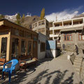 Hunza Old Inn, unser Hotel in Karimabad