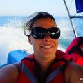 mit dem Speedboot geht es nach Pulau Perhentian