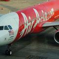 Air Asia - Billig Fluggesellschaft