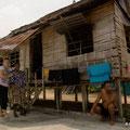 Dorf der Ureinwohner