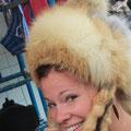warme Wintermütze gefällig aus Fuchspelz?!