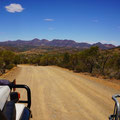 ab zu den Flinders Ranges