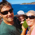 Family pics at Cape le Grand