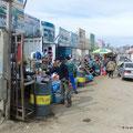 Bazar in UB