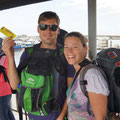 Jiippie wir sind auf Pulau Tioman angekommen!