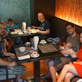 .... Zmorge im Ramada Hotel mit Geburtstagstorte