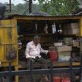 Impressionen vom Strassenleben der Inder