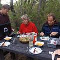 Bush Camping im Boranup Forest mit Marianne und Beni
