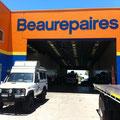Beaurepaires in Perth hat die Pneumontage gemacht. Saubere Arbeit. Danke :)