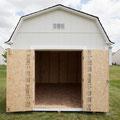 Large door openings