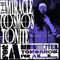 FLR-005 THE MIRACLE/COSMOS/TONITE 3WAY split CD
