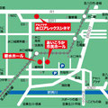 ドラムサークル甲賀地図