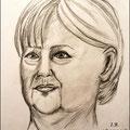 Angela 1. Versuch beim Fernsehen