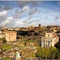 Foro Romano #1, Rom