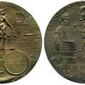 Güttler-Medaille auf den Verein 2007