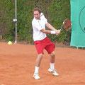 Viertelfinalist Lichtenegger, Christian (TC Rot-Blau Regensburg, BTV)