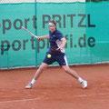 Halbfinalist Christoph Negritu (TEV R.W. Dresden Blasewitz)