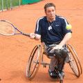Einlagematch Rollstuhltennis Peter.Seidl