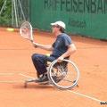 Einlagematch Rollstuhltennis Stefan.Fischer