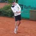Halbfinalist Christian Hirschmüller (TC Lauffen)