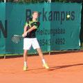 Viertelfinalist Fabian Grötsch (TC Weiss-Blau Würzburg)