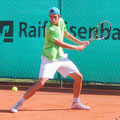 Halbfinalist Albert Wagner (TC Amberg am Schanzl)
