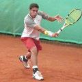 Viertelfinalist Johannigmann, Navid (MTTC Iphitos München, BTV)