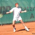 Viertelfinalist Richard Drazny (TB Erlangen, BAY)