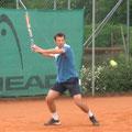 Viertelfinalist Iliescu, Razvan (TC Leinfelden-Echterdingen, WTB)