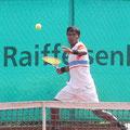 Finalist Prashanth, Vijay Sundar (TC Philippsburg, BAD)