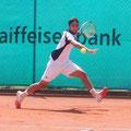 Finalist Marc Sieber (Bremerhavener Tennisverein)
