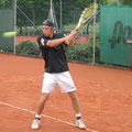 Halbfinalist Leipert, Andreas (TC Amberg am Schanzl, BTV)