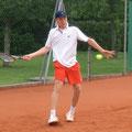 Finalist Matthias Bachinger, TC Ismaning