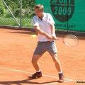 Viertelfinalist Aleksandar Bajin (TC Riemerling, BAY)