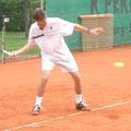 Halbfinalist Sascha Hesse, RTHC Bayer Leverkusen