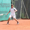 Viertelfinalist Moritz Kandt (TC 1899 Blau-Weiss Berlin)