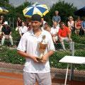 Turniersieger Rene Nicklisch