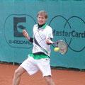 Viertelfinalist Dominik Bartels (HTV Hannover)